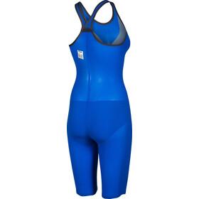 arena Powerskin Carbon Air 2 Bañador Mujer, electric blue/grey/yellow